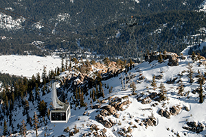 High Camp at Squaw Valley