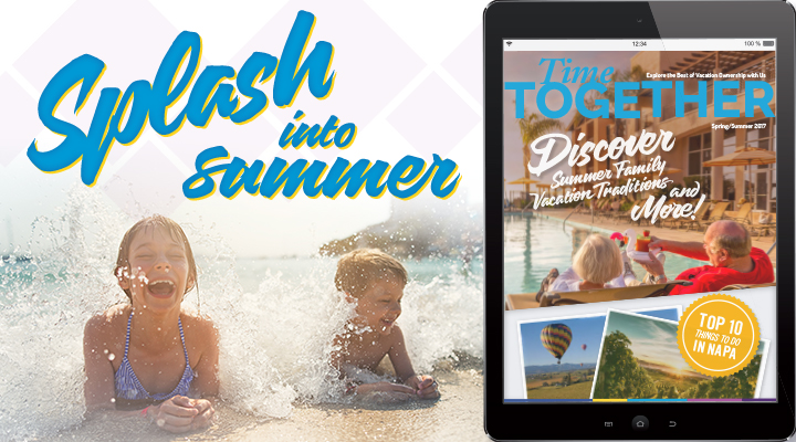 Timeshare Digital Lifestyle Magazine Time Together